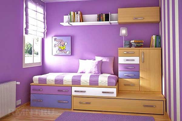 Косметический ремонт детской комнаты