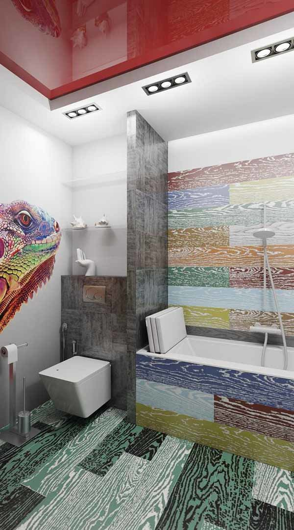 Ремонт в ванной комнате Киев